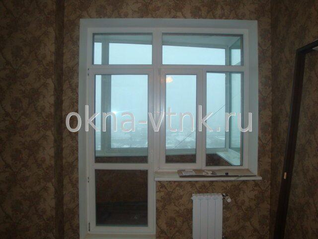 Балконный блок фото пластиковых окон.